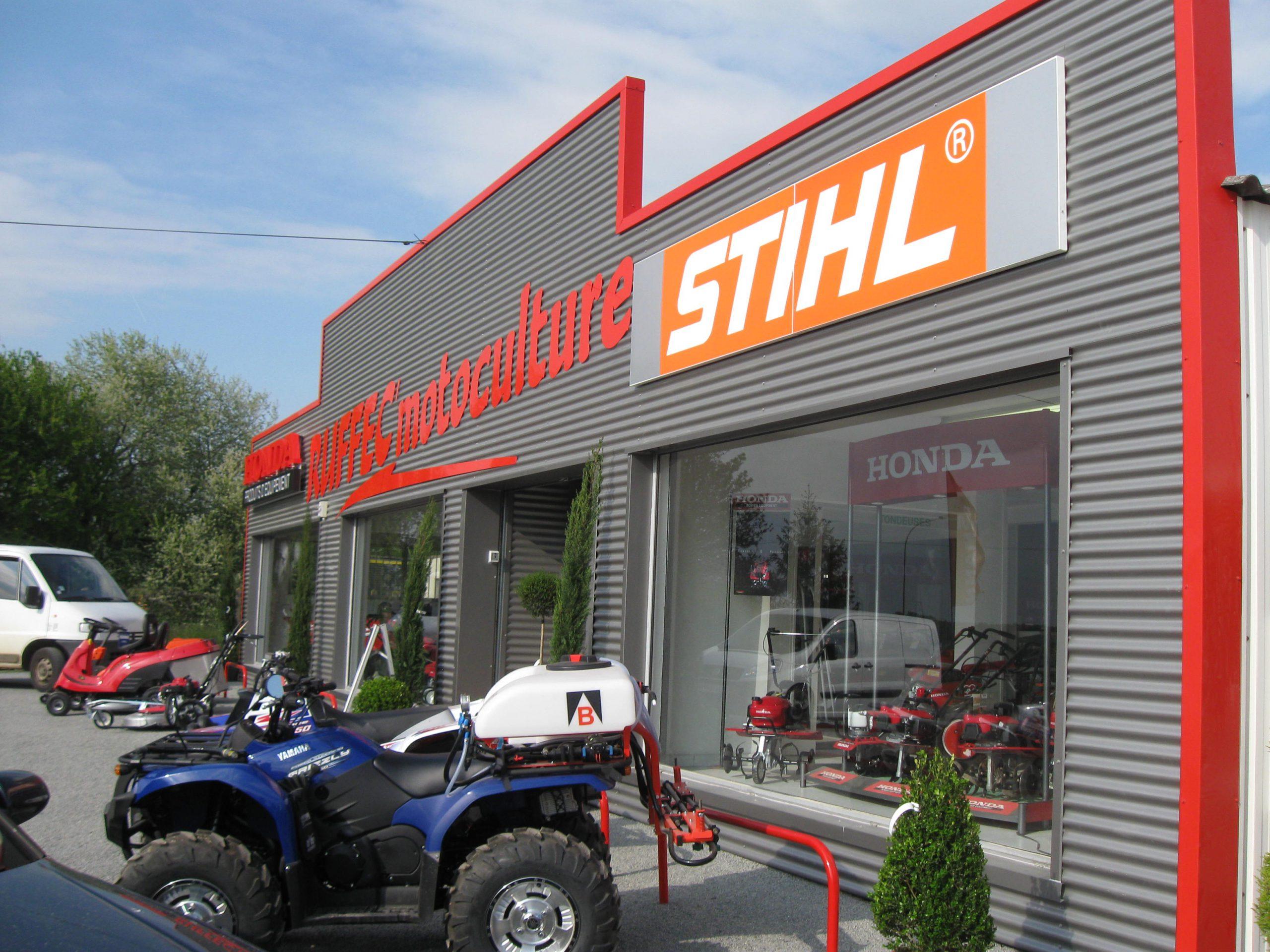 Ruffec Motoculture (CAP Motoculture)