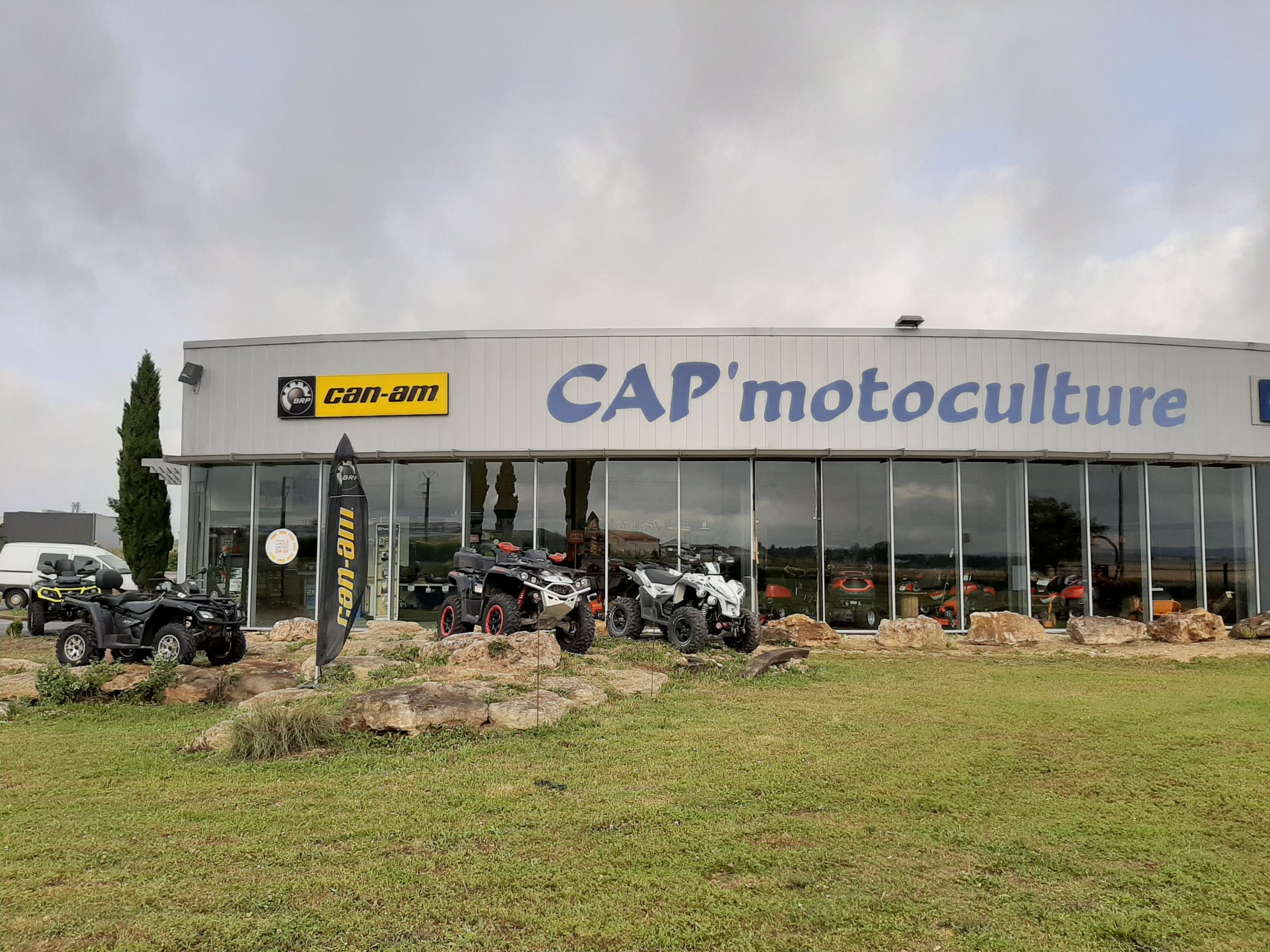 CAP Motoculture Cissé